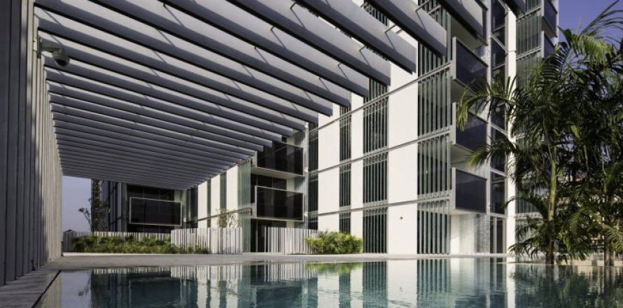 Penthouse in Palm Jumeirah, Dubai, UAE 4 bedrooms, 478 sq.m. № 1658