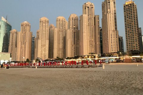 Apartment in Jumeirah Beach Residence, Dubai, UAE 1 bedroom, 100 sq.m. № 1967 - photo 10