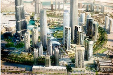 Apartment in Downtown Dubai (Downtown Burj Dubai), Dubai, UAE 2 bedrooms, 160 sq.m. № 1591 - photo 3
