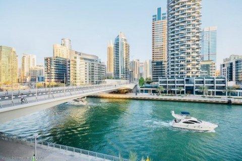 Apartment in Dubai Marina, Dubai, UAE 1 bedroom, 90 sq.m. № 1774 - photo 1