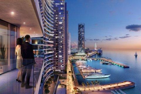 Apartment in Dubai Harbour, Dubai, UAE 1 bedroom, 69 sq.m. № 1443 - photo 1