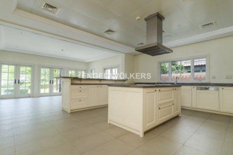 Villa in Jumeirah Golf Estates, Dubai, UAE 6 bedrooms, 750 sq.m. № 1727 - photo 5
