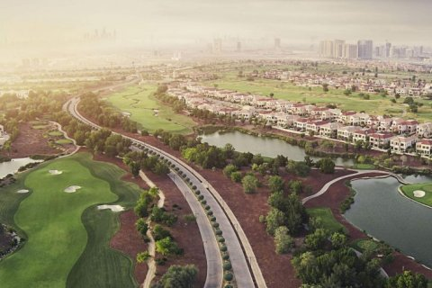 Villa in Jumeirah Golf Estates, Dubai, UAE 5 bedrooms, 948 sq.m. № 1391 - photo 15