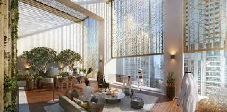 Apartment in Downtown Dubai (Downtown Burj Dubai), Dubai, UAE 3 bedrooms, 125 sq.m. № 1565