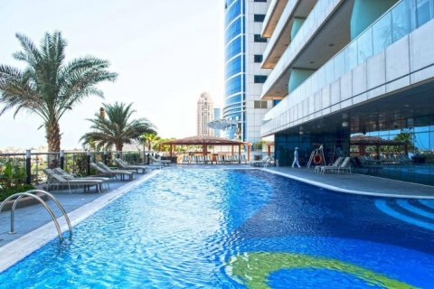 Apartment in Dubai Marina, Dubai, UAE 2 bedrooms, 110 sq.m. № 1684 - photo 3