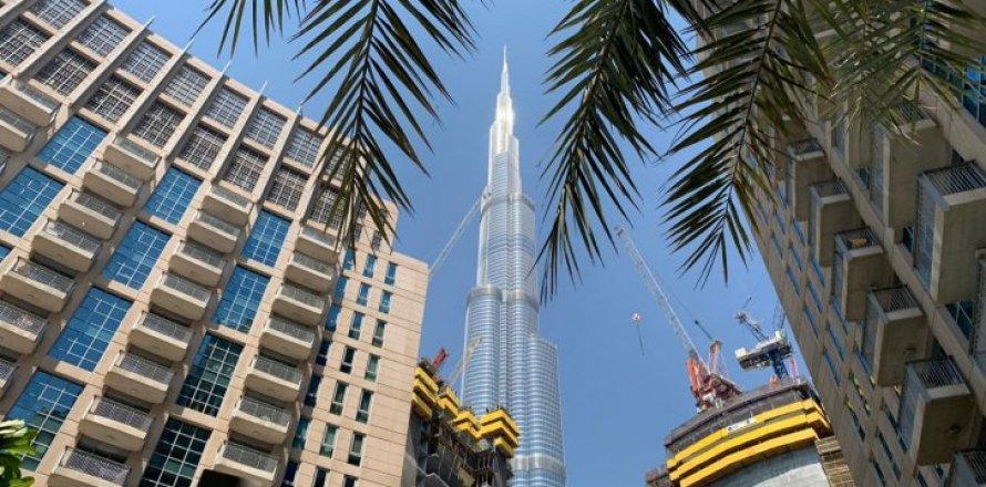 Apartment in Burj Khalifa, Dubai, UAE 2 bedrooms, 110 sq.m. № 1779