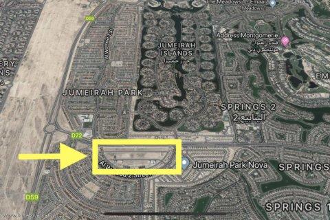 Land in Jumeirah Park, Dubai, UAE № 1764 - photo 5