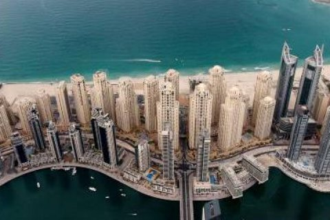 Apartment in Jumeirah Beach Residence, Dubai, UAE 2 bedrooms, 113 sq.m. № 1688 - photo 14