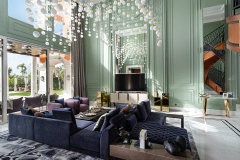 Villa in Palm Jumeirah, Dubai, UAE 7 bedrooms, 863 sq.m. № 1368 - photo 5