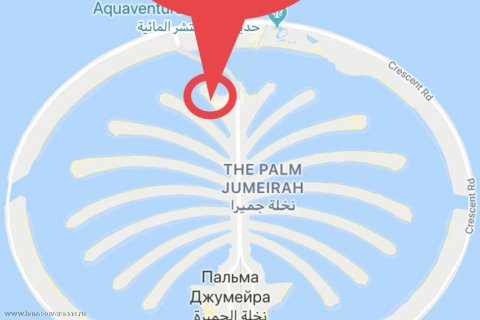Land in Palm Jumeirah, Dubai, UAE № 1765 - photo 1