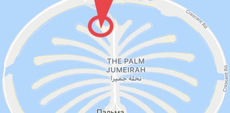 Land in Palm Jumeirah, Dubai, UAE № 1765