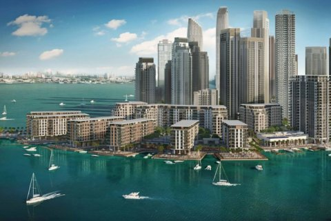 Apartment in Dubai Creek Harbour (The Lagoons), Dubai, UAE 3 bedrooms, 163 sq.m. № 1587 - photo 1