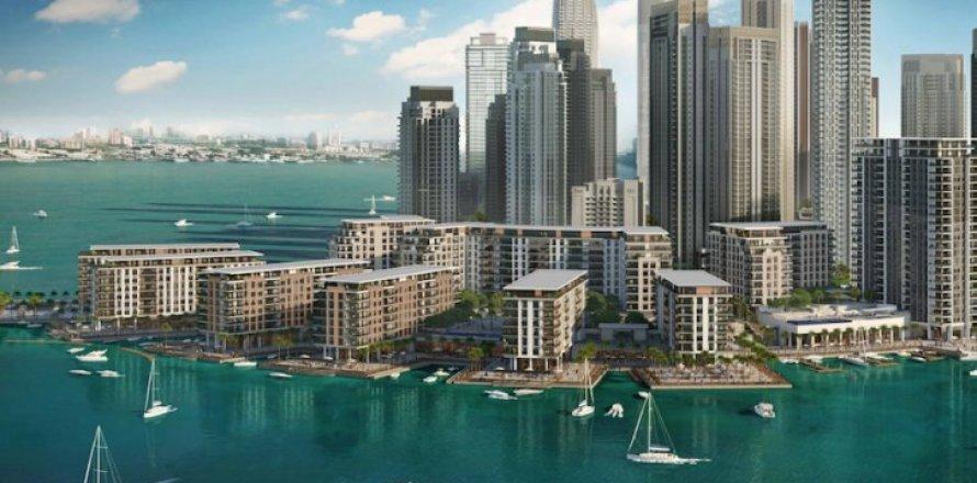 Apartment in Dubai Creek Harbour (The Lagoons), Dubai, UAE 3 bedrooms, 163 sq.m. № 1587