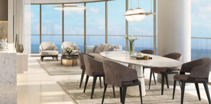 Apartment in Dubai Marina, Dubai, UAE 3 bedrooms, 160 sq.m. № 1414