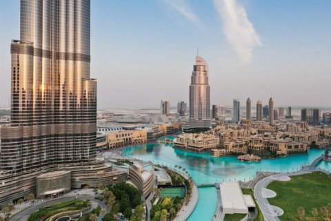 Penthouse in Downtown Dubai (Downtown Burj Dubai), Dubai, UAE 5 bedrooms, 669 sq.m. № 1585 - photo 5