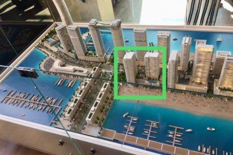 Apartment in Dubai Harbour, Dubai, UAE 4 bedrooms, 254 sq.m. № 1484 - photo 11