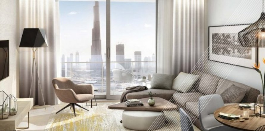 Apartment in Downtown Dubai (Downtown Burj Dubai), Dubai, UAE 2 bedrooms, 140 sq.m. № 1639