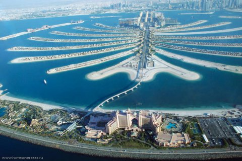 Land in Palm Jumeirah, Dubai, UAE № 1765 - photo 3