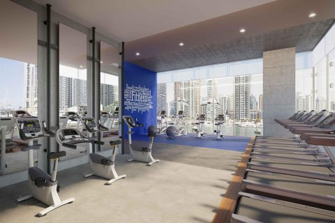Hotel Apartment in Dubai Marina, Dubai, UAE 4 bedrooms, 450 sq.m. № 2154 - photo 5