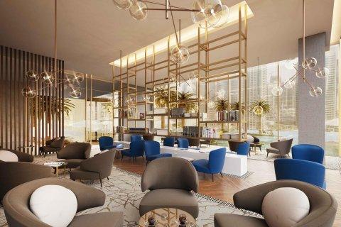 Hotel Apartment in Dubai Marina, Dubai, UAE 4 bedrooms, 450 sq.m. № 2154 - photo 1