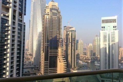 Apartment in Dubai Marina, Dubai, UAE 2 bedrooms, 124.4 sq.m. № 1922 - photo 1