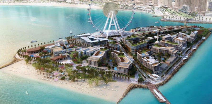 Apartment in Bluewaters, Dubai, UAE 3 bedrooms, 195 sq.m. № 1467
