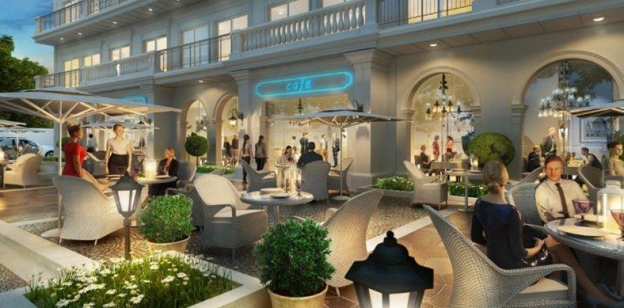 Apartment in Arjan, Dubai, UAE 1 bedroom, 55 sq.m. № 1434