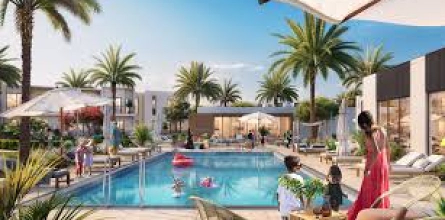 Villa in Dubai South (Dubai World Central), Dubai, UAE 4 bedrooms, 275 sq.m. № 1494