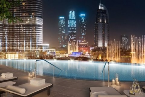 Duplex in Downtown Dubai (Downtown Burj Dubai), Dubai, UAE 500 sq.m. № 1629 - photo 6