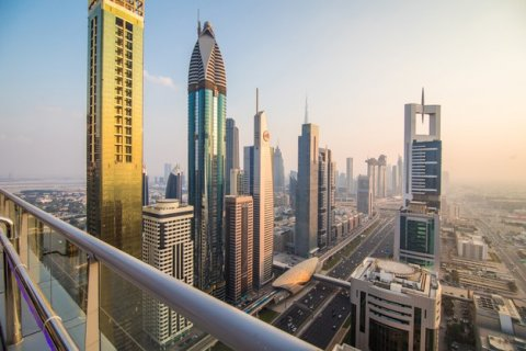 Secondary residential property sales in Dubai break seven-year record