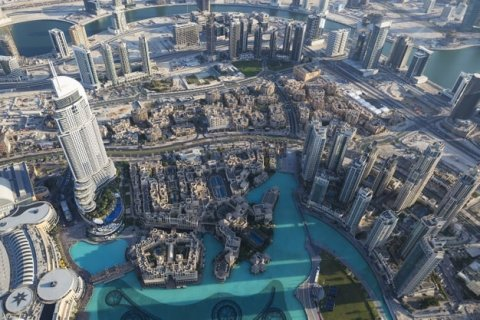 Weekly real estate transactions in Dubai stand at USD 1 billion