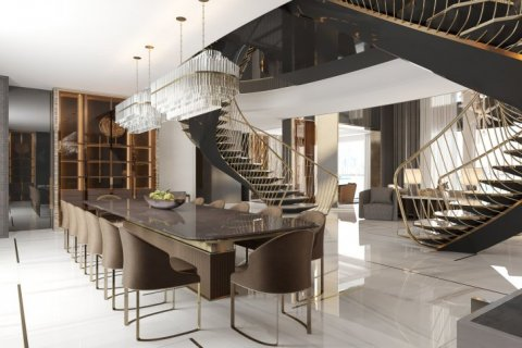 Penthouse in Palm Jumeirah, Dubai, UAE 5 bedrooms, 1344 sq.m. № 1364 - photo 4