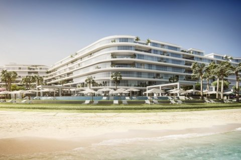 Penthouse in Palm Jumeirah, Dubai, UAE 4 bedrooms, 1416 sq.m. № 1471 - photo 1