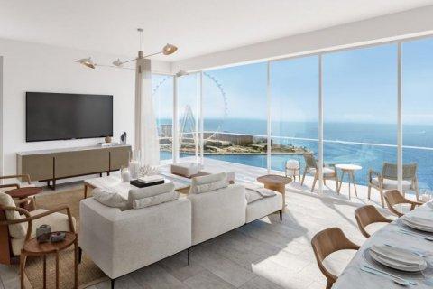 Penthouse in Jumeirah Beach Residence, Dubai, UAE 5 bedrooms, 4450 sq.m. № 1393 - photo 1