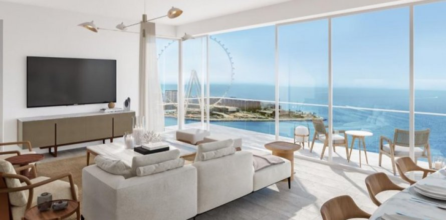 Penthouse in Jumeirah Beach Residence, Dubai, UAE 5 bedrooms, 4450 sq.m. № 1393