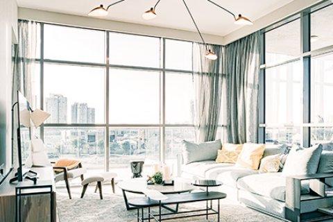 Apartment in Dubai, UAE 1 bedroom, 55 sq.m. № 1527 - photo 1