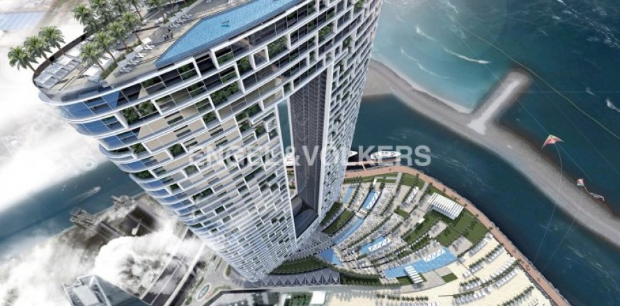 Hotel Apartment in Jumeirah Beach Residence, Dubai, UAE 1 bedroom, 67 sq.m. № 1705