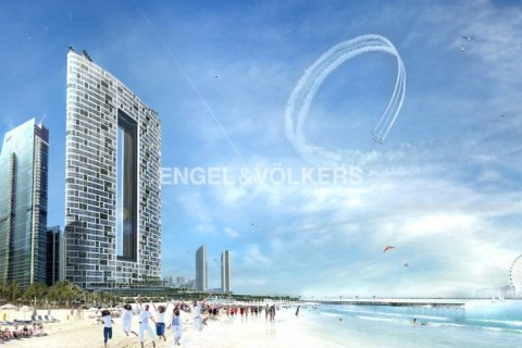 Hotel Apartment in Jumeirah Beach Residence, Dubai, UAE 1 bedroom, 67 sq.m. № 1705 - photo 3