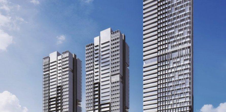 Apartment in Jumeirah Village Circle, Dubai, UAE 1 bedroom, 63 sq.m. № 1701