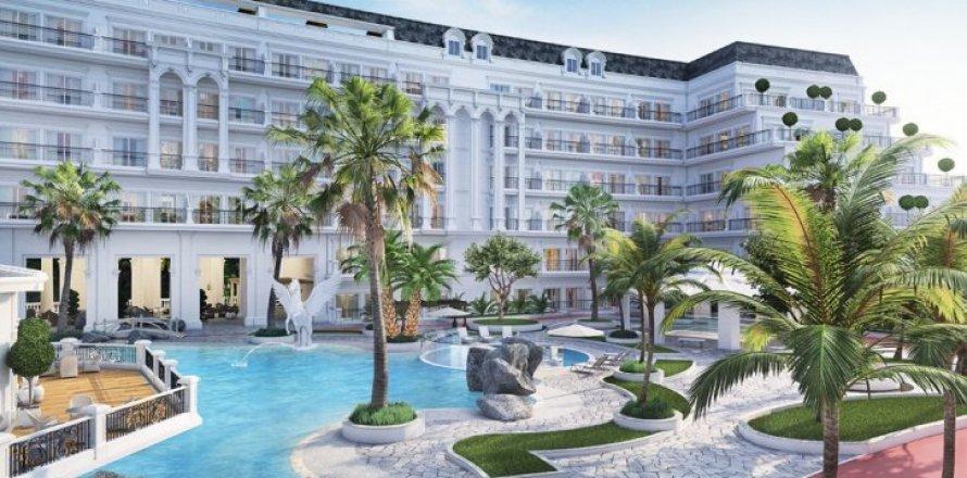 Apartment in Arjan, Dubai, UAE 3 bedrooms, 160 sq.m. № 1386