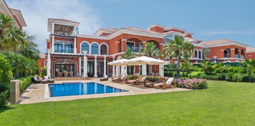 Villa in Palm Jumeirah, Dubai, UAE 7 bedrooms, 1059 sq.m. № 1367