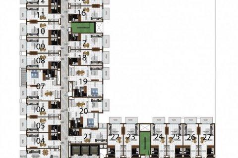 Apartment in Arjan, Dubai, UAE 2 bedrooms, 107 sq.m. № 1566 - photo 14