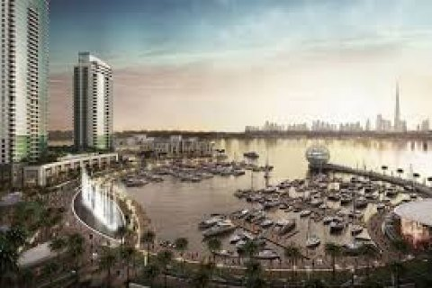 Apartment in Dubai Creek Harbour (The Lagoons), Dubai, UAE 3 bedrooms, 157 sq.m. № 1470 - photo 2