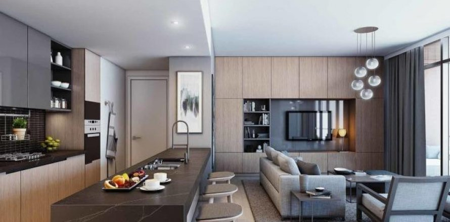 Apartment in Mohammed Bin Rashid City, Dubai, UAE 2 bedrooms, 110 sq.m. № 1750