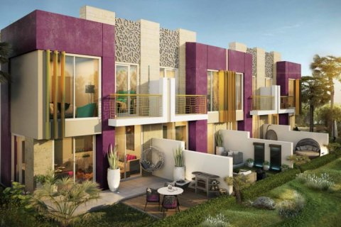 Villa in The Roots Akoya Oxygen, Dubai, UAE 3 bedrooms, 200 sq.m. № 1548 - photo 4