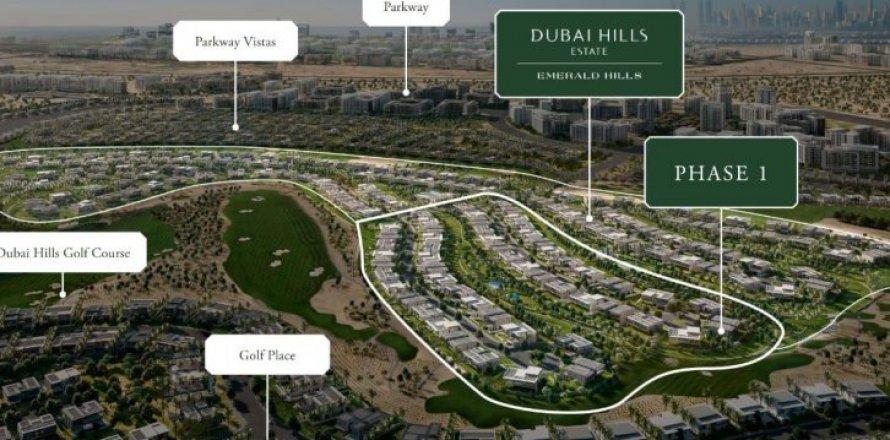 Land in Dubai Hills Estate, Dubai, UAE № 1428