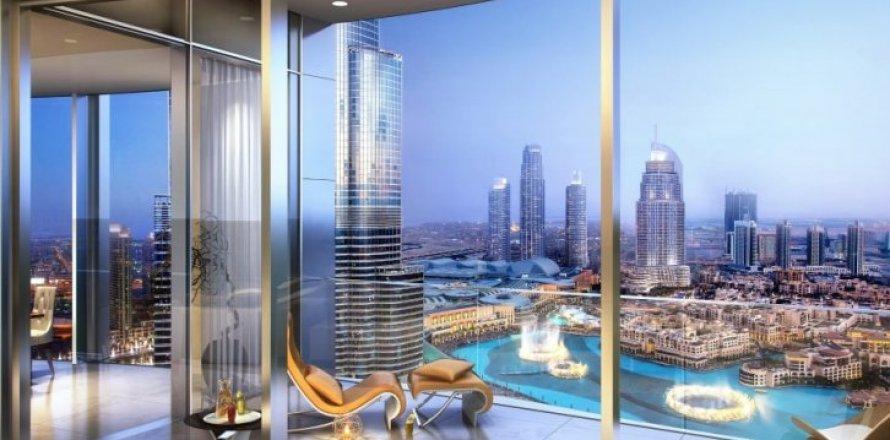 Duplex in Downtown Dubai (Downtown Burj Dubai), Dubai, UAE 500 sq.m. № 1629