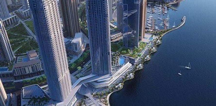 Penthouse in Dubai Creek Harbour (The Lagoons), Dubai, UAE 4 bedrooms, 310 sq.m. № 1618