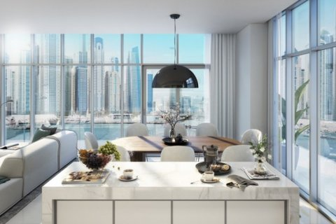 Apartment in Dubai Harbour, Dubai, UAE 3 bedrooms, 143 sq.m. № 1430 - photo 1