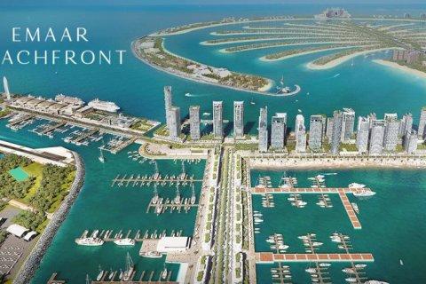 Apartment in Dubai Harbour, Dubai, UAE 2 bedrooms, 120 sq.m. № 1660 - photo 1